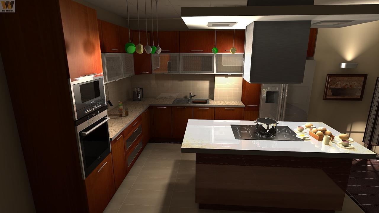 Des idées pour rénover une cuisine en bois